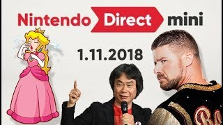 The Nintendo Direct Mini Was Not