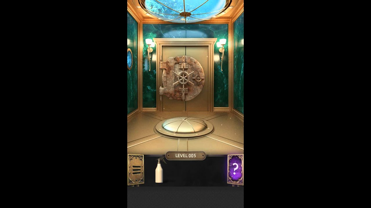 100 Doors Challenge Level 5 Youtube