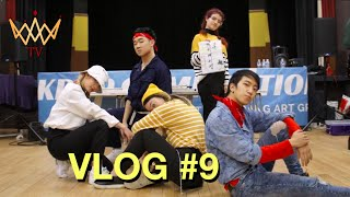 [UJJN TV] VLOG 9: Arirang Kpop Dance Competition
