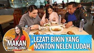 Tukul dan Luna Maya Makan Brenebon! Sedap Banget! - Makan Bareng Luna (27/2)