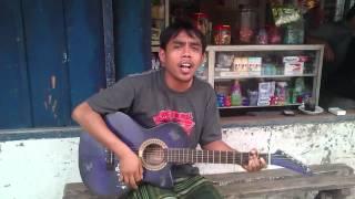 Sang Alang (cover) sendiri
