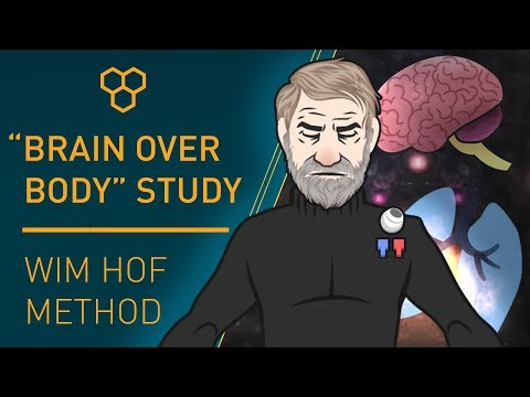 "Wim Hof Method | ""Brain over Body"" Michigan Study"