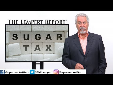 Seattle Joins The Sugar Tax List