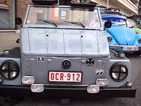 Volkswagen type181 thing @ erembodegem 2011