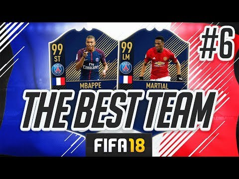THE BEST TEAM IN FIFA! #06 [250K TEAM] - FIFA 18 Ultimate Team