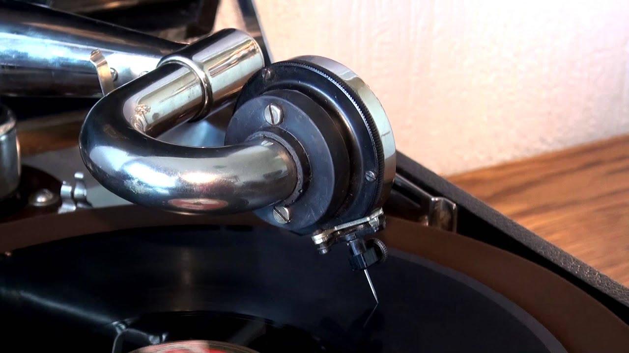 Hmv gramophone