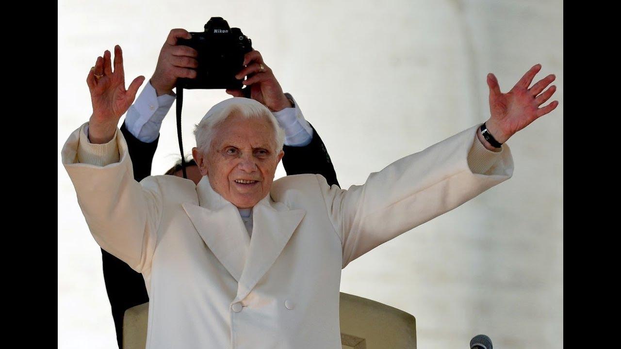 Папа Бенедикт ХVI покидает Ватикан / Pope Benedict XVI resigns