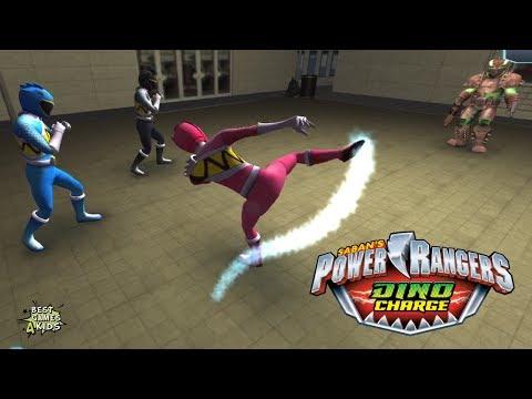 Power Rangers Dino Charge Rumble   BRING IT ON WEAKLINGS! Challenge!