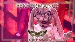 The Shoop Shoop Song - Cher | Der Hase | The Masked Singer | ProSieben