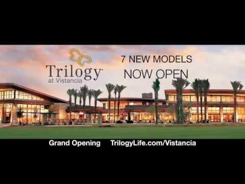 Trilogy at Vistancia: Luxury Gated Golf 55+ Community in Peoria, AZ
