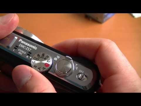 Panasonic Lumix ZS7 digital camera hands-on