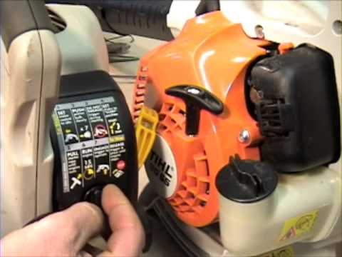 Change The Air Filter On Your String Trimmer Or Leaf