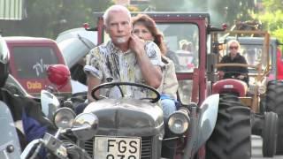 Traktorparaden i Säter 2011