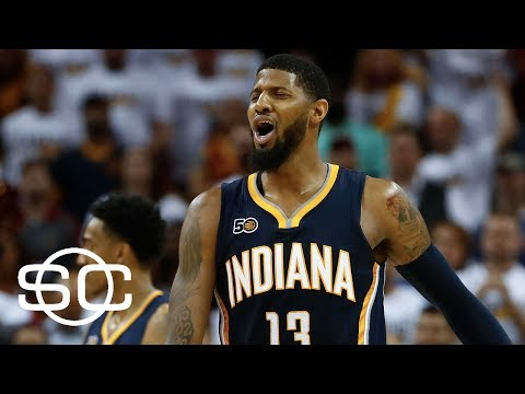 Paul George Committed To Stay With Indiana Pacers | SportsCenter | ESPN