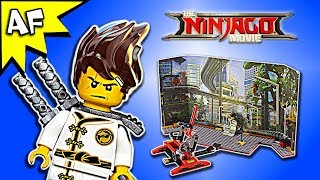 Lego Ninjago Movie Making Kit 853702 Review & Speed Build