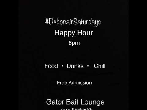 Good Life & Flawless Entertainment Presents Every Saturday Night @ the Gator BAIT Lounge & Grill
