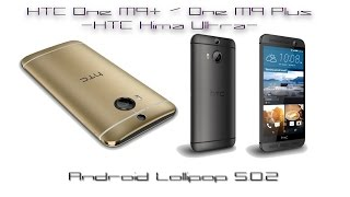 HTC One M9+ - One M9 Plus aka HTC Hima Ultra