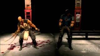 Mortal Kombat: Baraka Fatalities