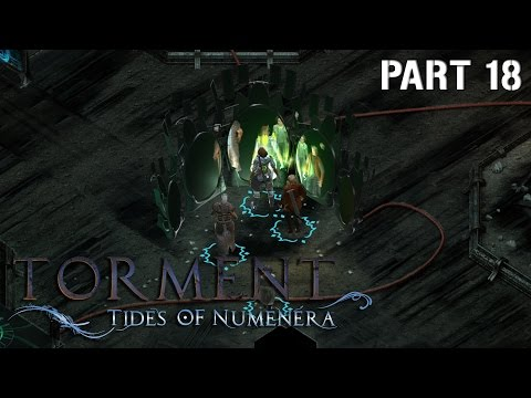 Torment: Tides of numenera - Buried Crossroads ( Walkthrough #18 )