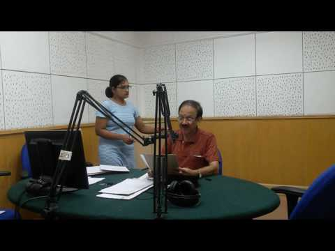 Ashutosh Jain News Broadcast from All India Radio