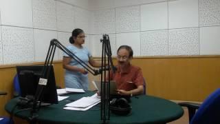 Ashutosh Jain News Broadcast From All India Radio