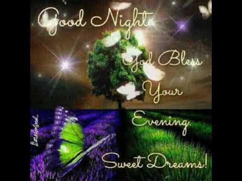 Goodnight God Bless Music Gif Youtube