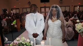 Raynishia & Darius Jones Wedding Film | 8-4-18 | Wilmington Delaware