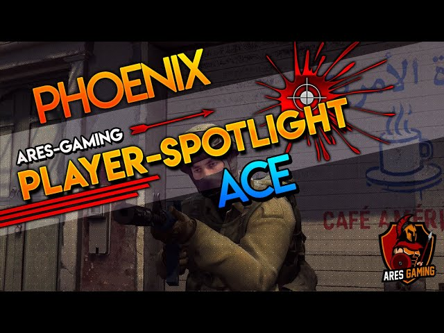 Player-Spotlight: Phoenix M4A1-S ACE on DUST2   [CS:GO] by ares-gaming