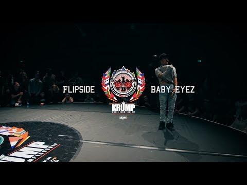 Flipside vs Baby Eyez | Male Final | EBS WORLD CHAMPIONSHIP 2017