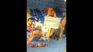 Wwe figures at crapmart Thumbnail