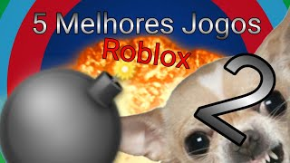 5 Best Roblox Games 2/Roblox