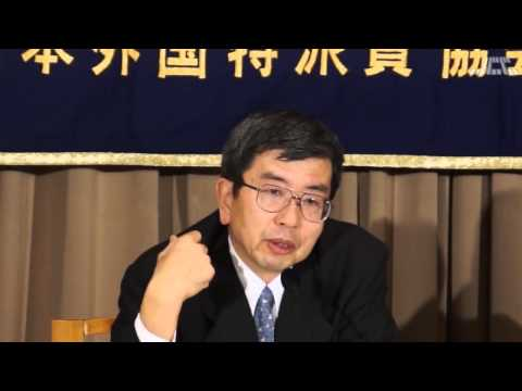 アジア開発銀行総裁 中尾武彦(1)