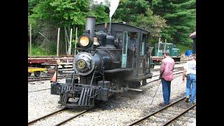 WW&F Railroad 2' Gauge Steam