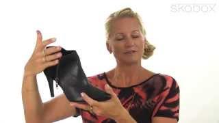Skobox - Smart Billi Bi støvlet i skind - Køb Billi Bi støvletter online