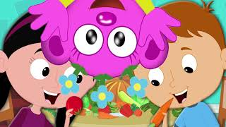 "Eat Good Food Song - Planet Peek-A-Boo ""Peeking Into Learning"""