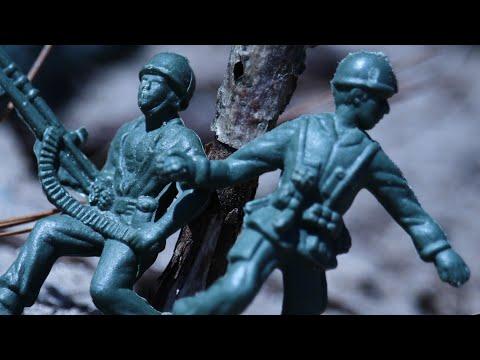 The Fallen Green Men - A Short Film By Jared Steele