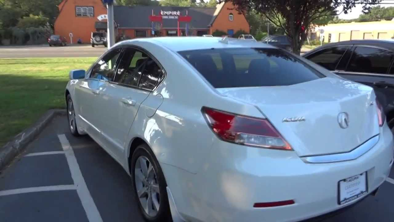 2012 acura tl 3 5 fwd walkaround overview youtube. Black Bedroom Furniture Sets. Home Design Ideas