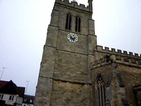 Newport Pagnell Parish Church - Sat 24.12.11 - Bristol ...