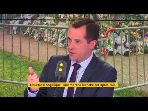 """Meurtre d'Angélique : """"Pour des faits d'une telle gravité"""", Nicolas Bay veut """"la perpétuité réelle"""""""