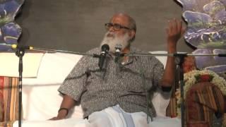 Sri V.V.Sridhar Guruji_Discourse @ Krishna temple, Bahrain (29/03/14)