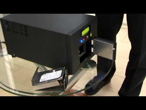磁気データ消去装置「MagWiper」