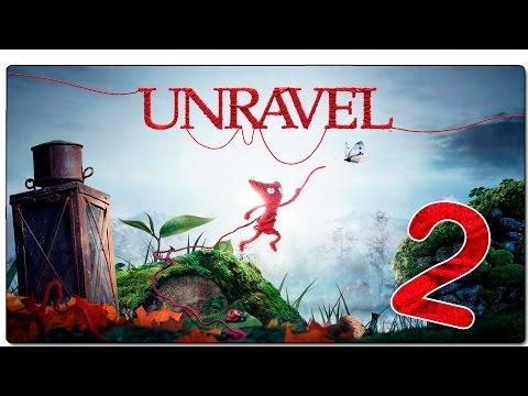 UNRAVEL | #2 | El mar | GAMEPLAY ESPAÑOL | EA - Coldwood - Unravel Game