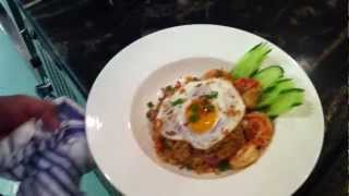 NASI GORENG ( INDONESIAN FRIED RICE )
