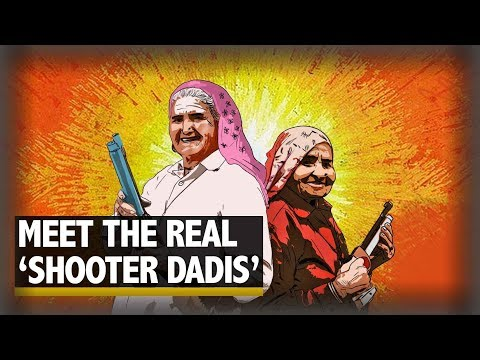 Meet Real-Life 'Shooter Dadis' who Inspired 'Saand Ki Aankh' | The Quint Mp3