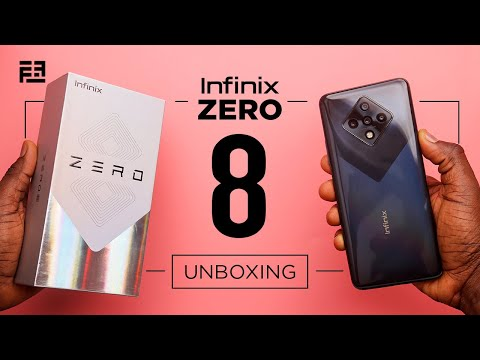 Infinix Zero 8 Unboxing & Impressions - They FINALLY did IT!