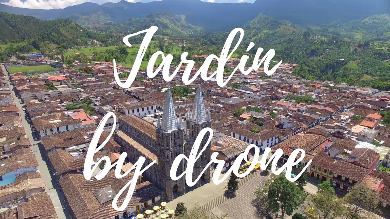 Jardin Antioquia Colombia By Drone Openhorizon Films Youtube
