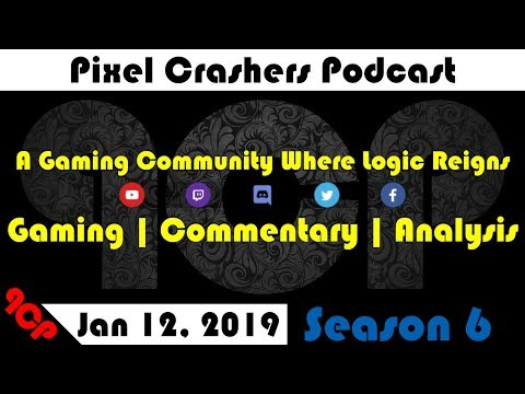 The Pixel Crashers Podcast: January 12, 2019 | Bungie Goes Rogue, CES Highlights, and More!