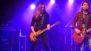 The New Roses - Gimme your Love - Maifest, Lübeck - 01.05.2016