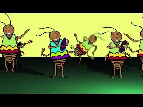 La Cucaracha (The Dancing Cockroach Video) by DARIA
