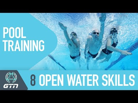 8 Open Water Swimming Skills To Practise In The Pool